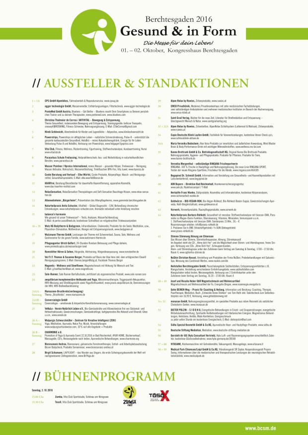 Plakat_A1_Aussteller_Standaktionen_Bühne_BGL_Gesundheitsmesse