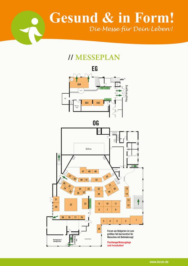 Messeplan